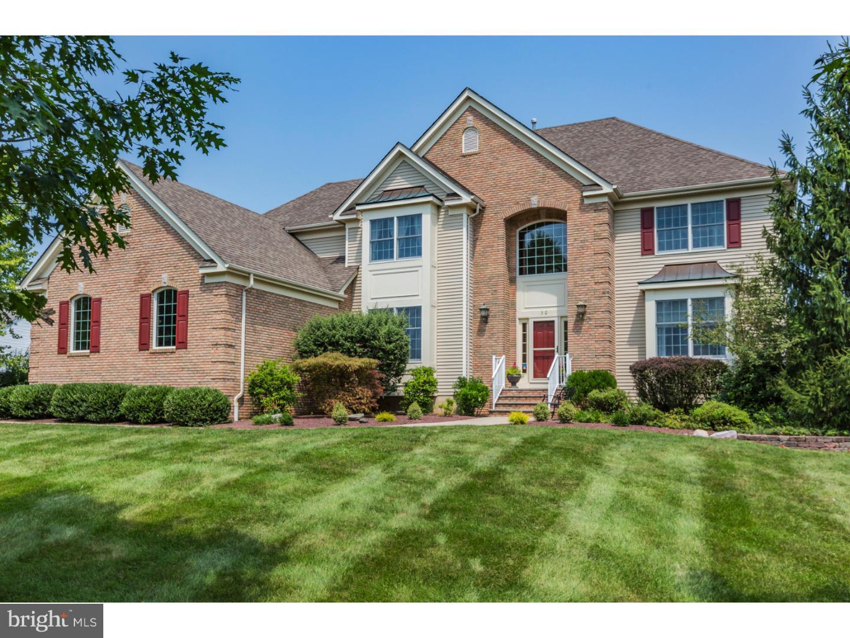 Частный односемейный дом для того Продажа на 30 ROSEWOOD Court Belle Mead, Нью-Джерси 08502 Соединенные ШтатыВ/Около: Montgomery Township