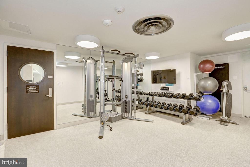 Exercise Room - 4200 MASSACHUSETTS AVE NW #120, WASHINGTON