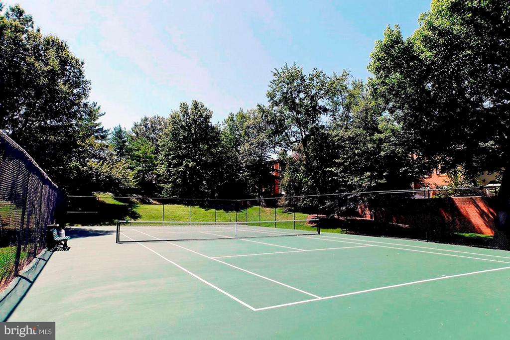 Tennis Court - 4200 MASSACHUSETTS AVE NW #120, WASHINGTON