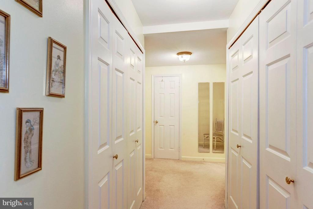 Master Dressing Room/Multiple Closets - 4200 MASSACHUSETTS AVE NW #120, WASHINGTON