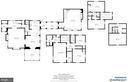 Complete floor plans - 814 CORNELL ST, FREDERICKSBURG