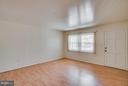 Step inside your spacious living room - 3327 SOMERSET LN, FREDERICKSBURG