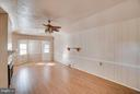 Very neutral decor awaits your special touch - 3327 SOMERSET LN, FREDERICKSBURG