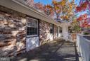 Relax on your front porch with lots of shade - 3327 SOMERSET LN, FREDERICKSBURG