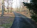 Scenic PRIVATE black top driveway to RESIDENCE.. - 6142 WALKERS HOLLOW WAY, LOCUST GROVE