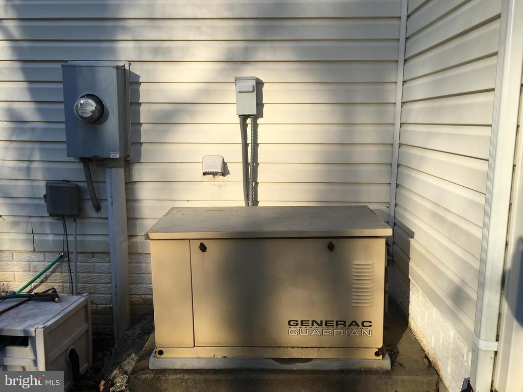 WHOLE HOUSE back-up GENERAC GENERATOR.. - 6142 WALKERS HOLLOW WAY, LOCUST GROVE