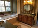Designer sinks~w/ EMERALD GRANITE & CABINETRY.. - 6142 WALKERS HOLLOW WAY, LOCUST GROVE
