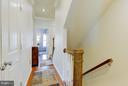 Upstairs hallway between bedrooms - 335 I ST SE, WASHINGTON