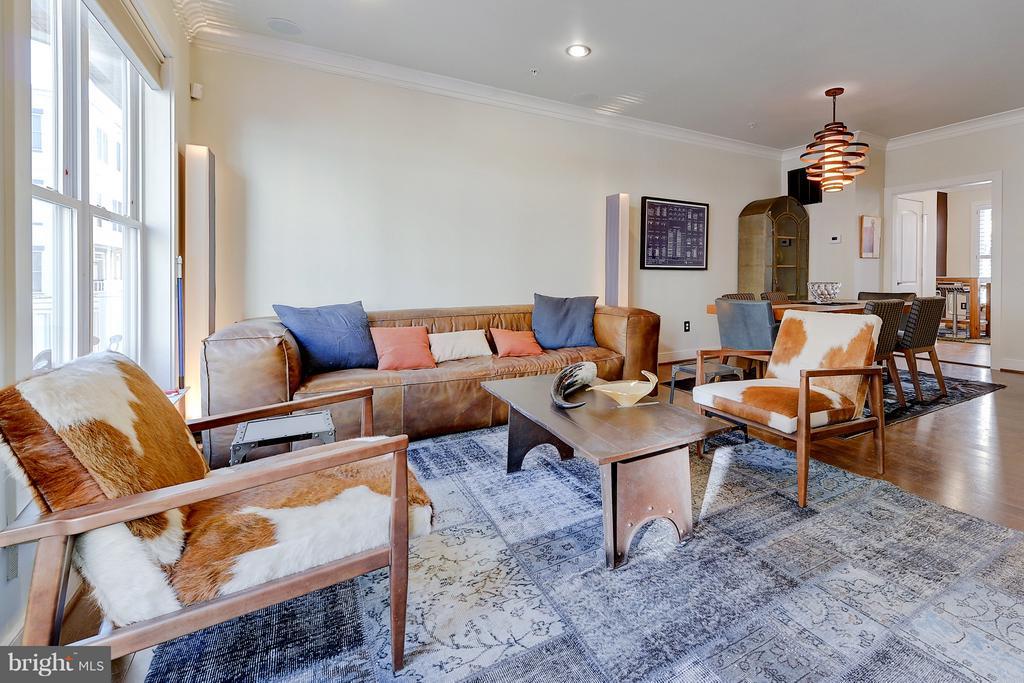 Large living area - 335 I ST SE, WASHINGTON