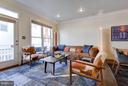 Living room with lots of natural light - 335 I ST SE, WASHINGTON