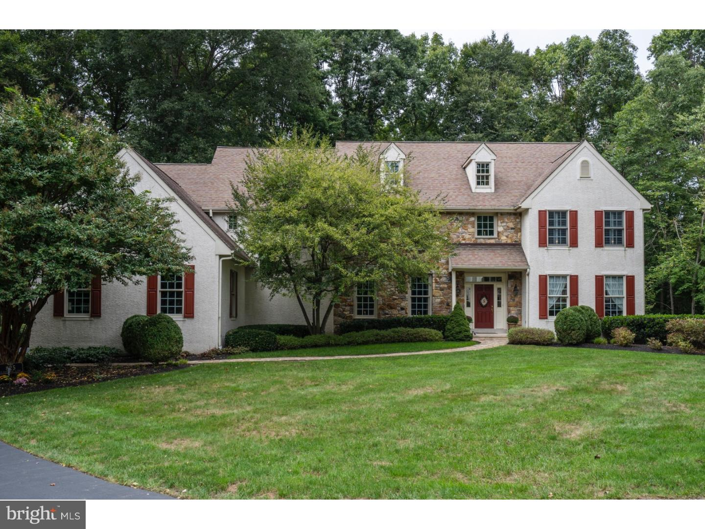 Photo of home for sale at 825 Elderberry Lane, West Chester PA
