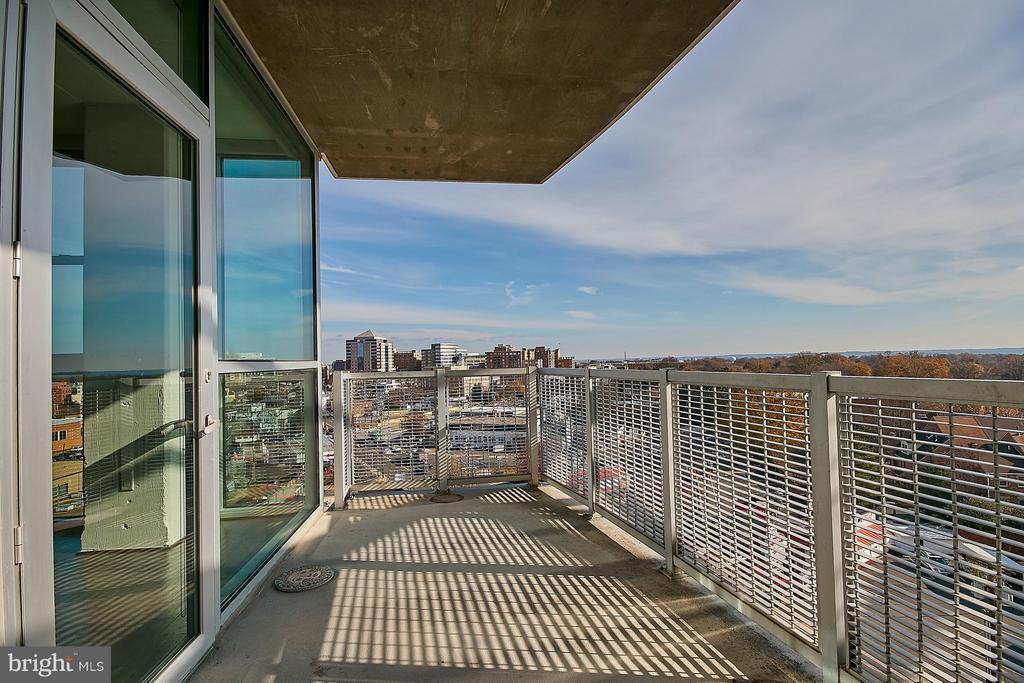Balcony - 3409 WILSON BLVD #801, ARLINGTON