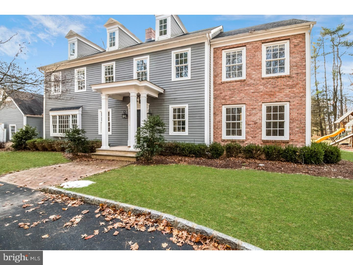 Single Family Home for Sale at 146 MINE BROOK Road Basking Ridge, New Jersey 07920 United States