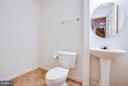 Basement Bath - 12601 VENTURA LN, FREDERICKSBURG