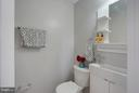 powder room - 907 44TH ST NE, WASHINGTON
