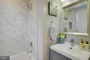 master bath - 907 44TH ST NE, WASHINGTON