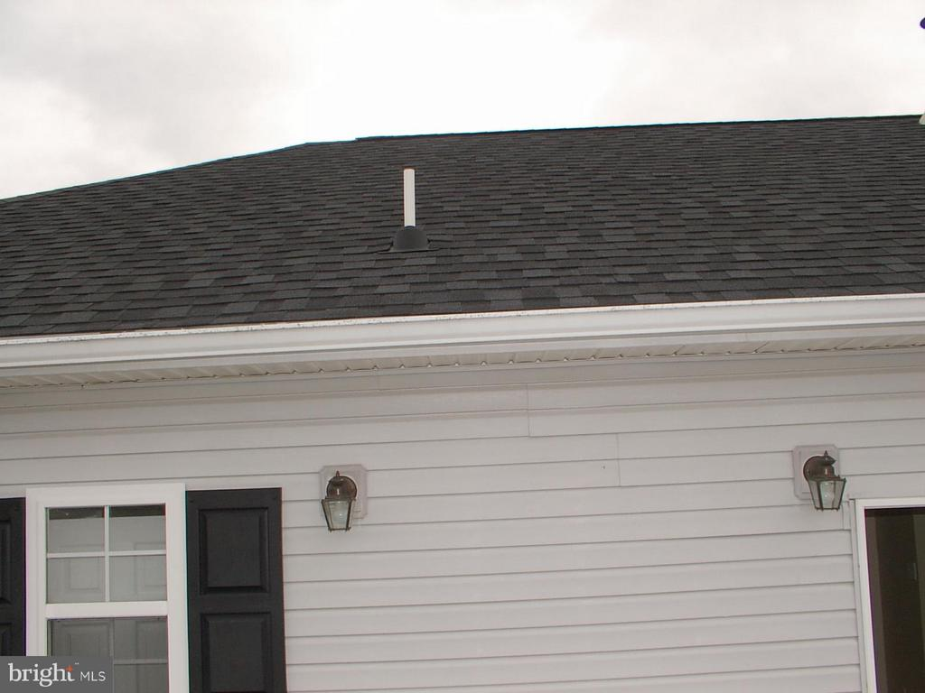 Replaced recently roof - 1919 WITHERS LARUE RD., BERRYVILLE