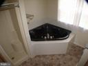 Jetted garden tub - 1919 WITHERS LARUE RD., BERRYVILLE