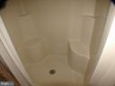 Separate shower in main master bath - 1919 WITHERS LARUE RD., BERRYVILLE
