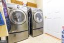 First Floor Laundry Room - 11600 HERONVIEW DR, FREDERICKSBURG