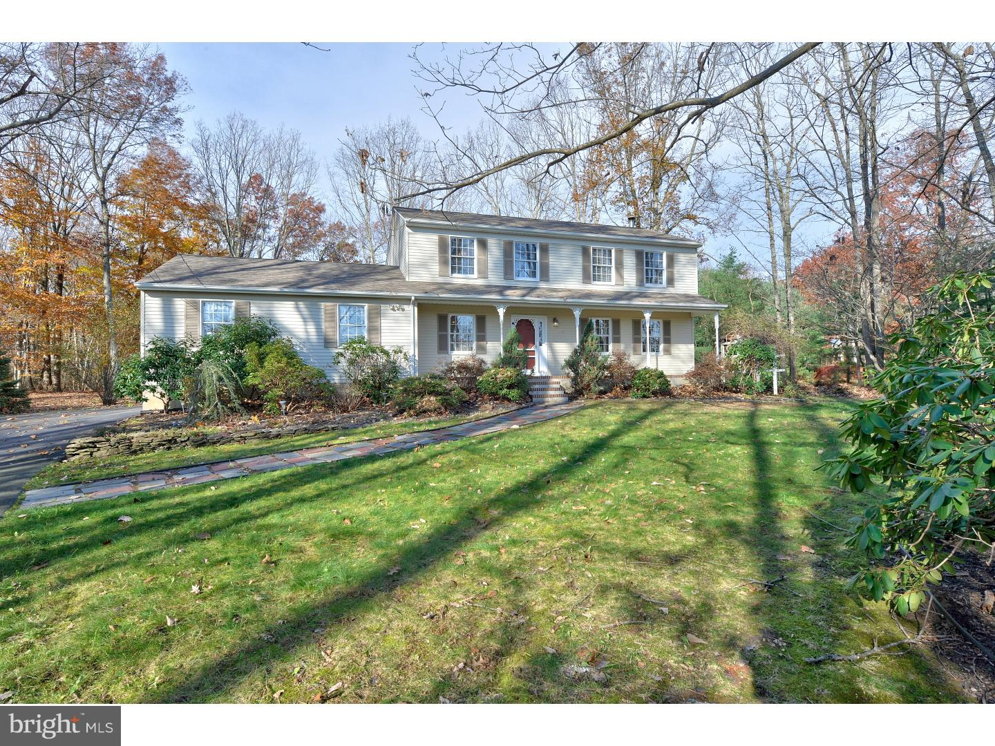 Single Family Home for Sale at 125 HOPKINS Road New Egypt, New Jersey 08533 United States