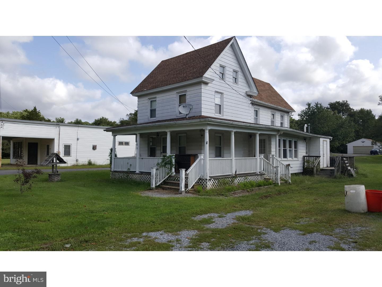 Частный односемейный дом для того Продажа на 180 MAIN Street Heislerville, Нью-Джерси 08324 Соединенные Штаты