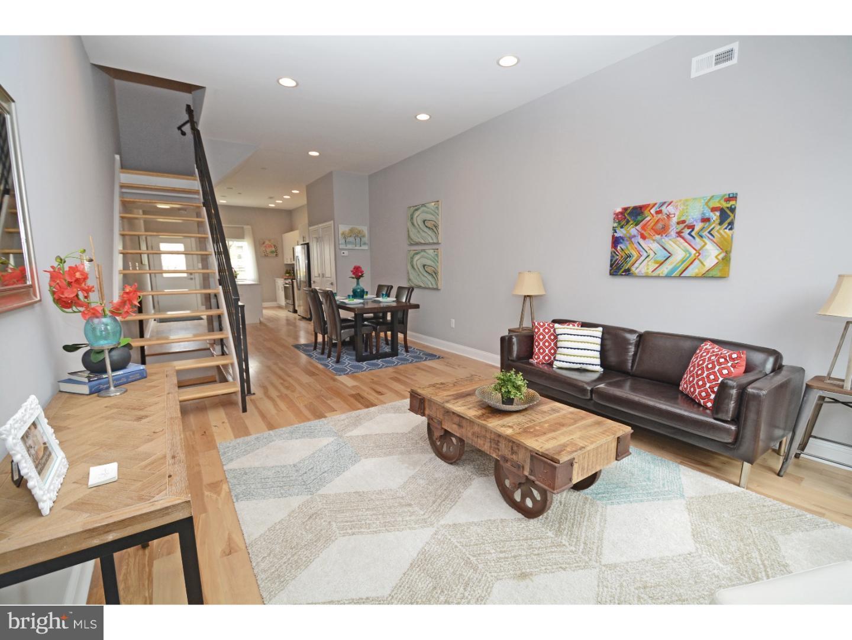 Photo of home for sale at 2130 Hazzard Street, Philadelphia PA