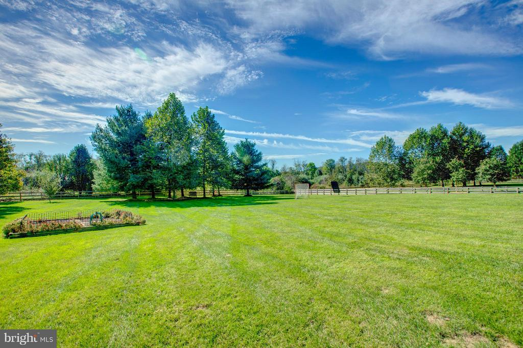 Hard to Find a More Perfect Yard!! - 16628 ELK RUN CT, LEESBURG