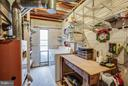Laundry and workshop and utility room - 6213 GARRETSON ST, BURKE