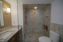 Custom built steam shower! - 1200 BRADDOCK PL #705, ALEXANDRIA