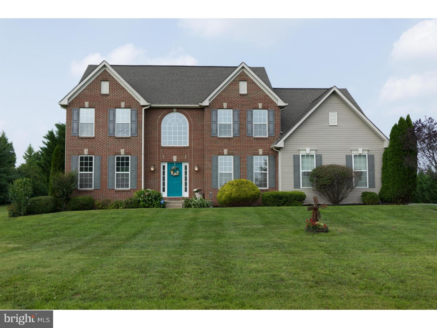 Single Family Home for Sale at 106 COVENTRY Lane Swedesboro, New Jersey 08085 United States