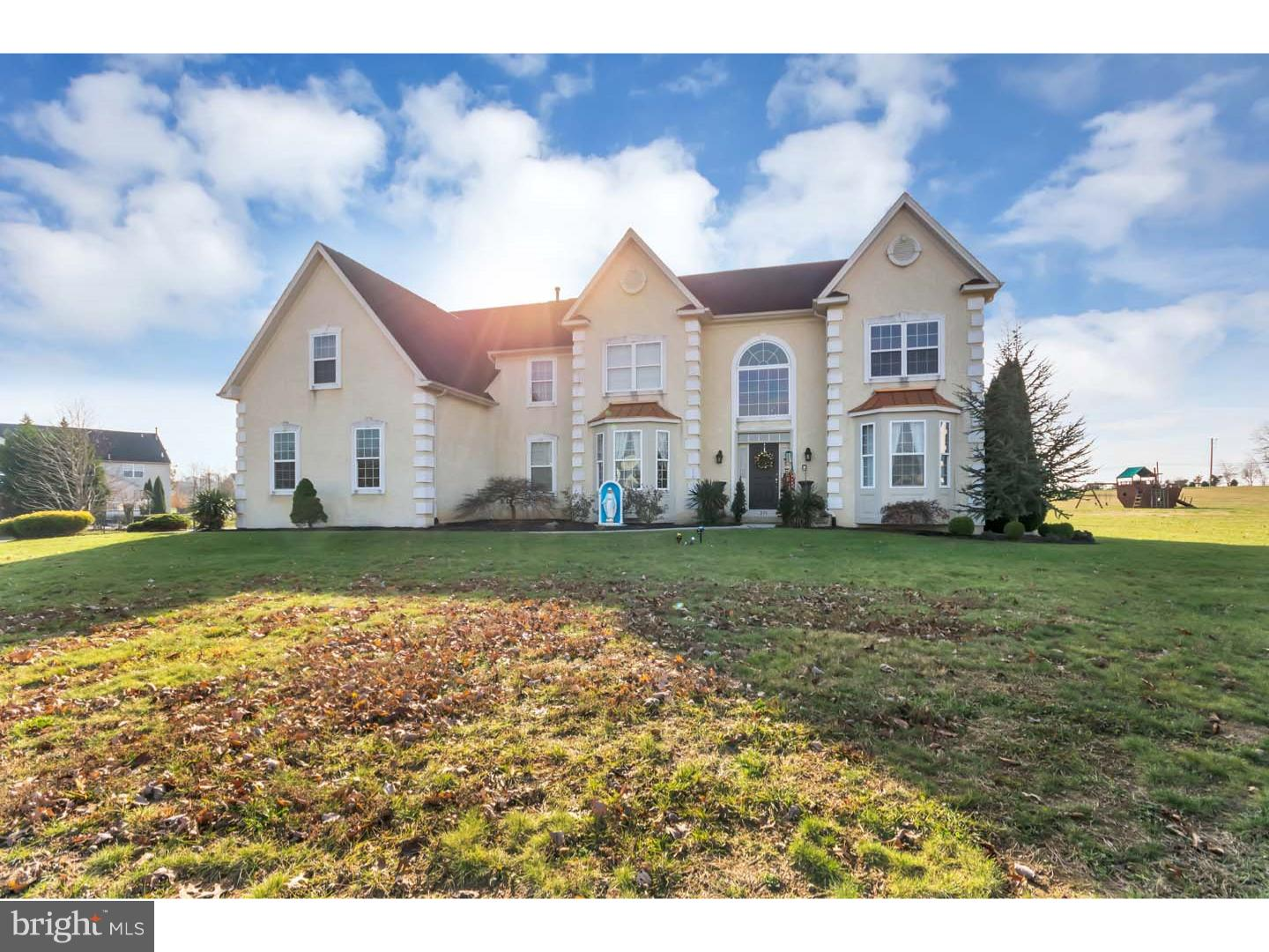 Single Family Home for Sale at 271 JENNINGS WAY Mickleton, New Jersey 08056 United States
