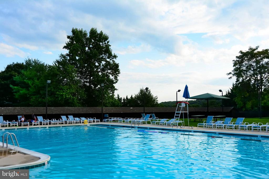 Existing Pools and amenities available! - 5917 PECKING STONE STREET, NEW MARKET