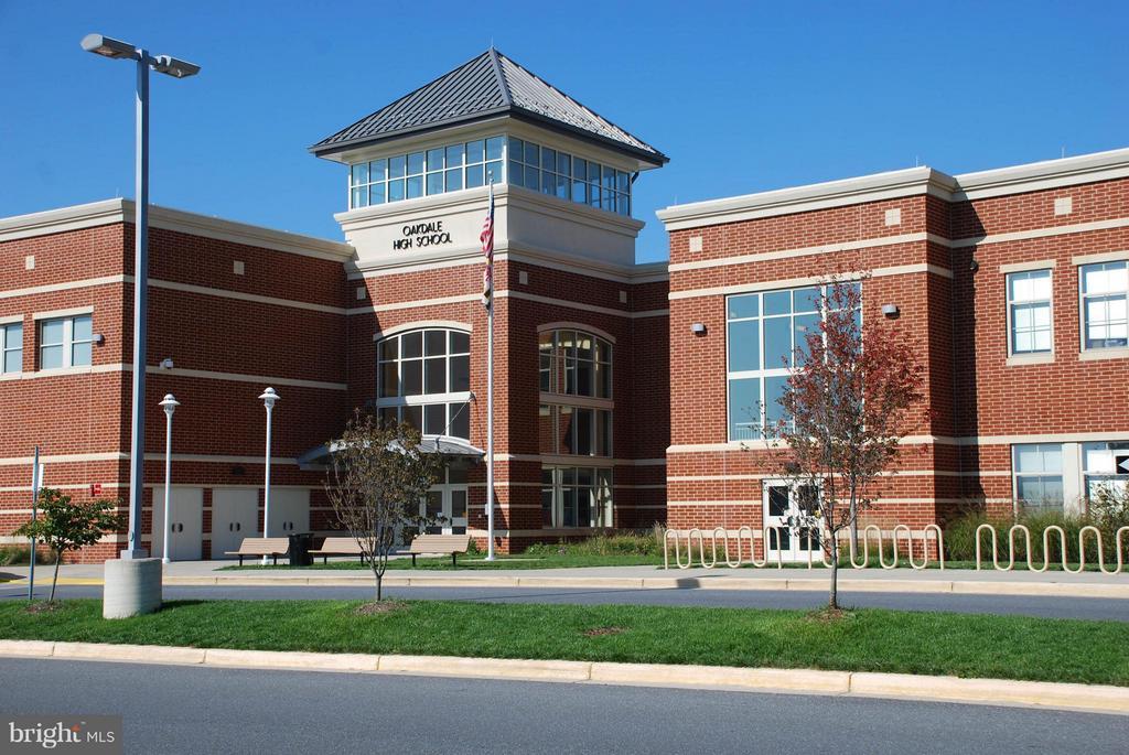 Oakdale Schools! - 5917 PECKING STONE STREET, NEW MARKET