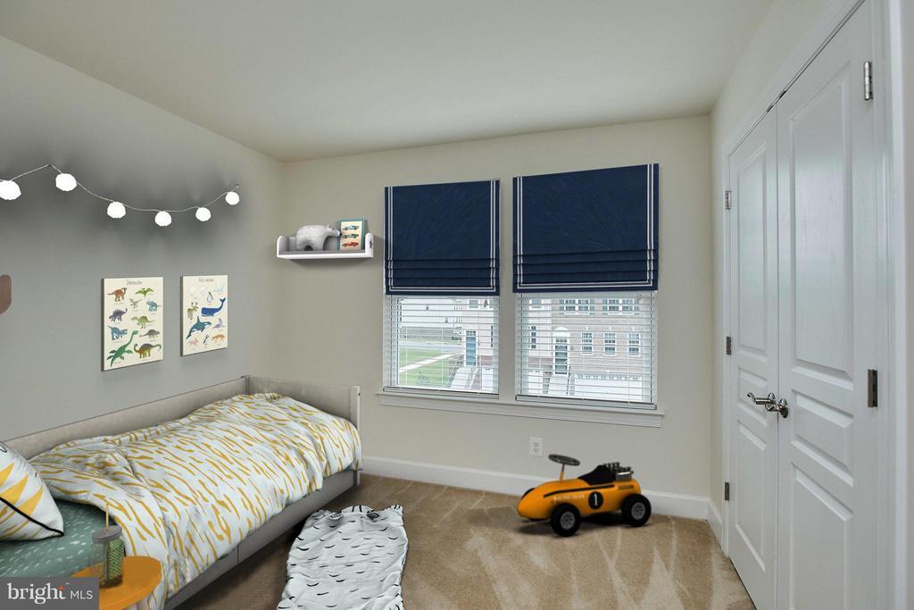 Bedroom #3 - 16636 DANRIDGE MANOR DR, WOODBRIDGE
