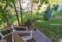 View of backyard area to play or relax - 18349 MID OCEAN PL, LEESBURG