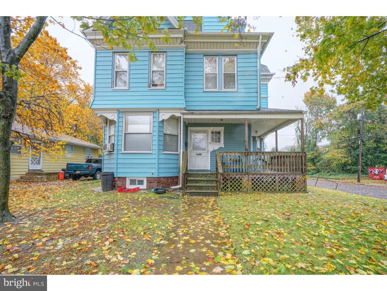 Duplex for Sale at 265 GREENWICH Avenue Paulsboro, New Jersey 08066 United States