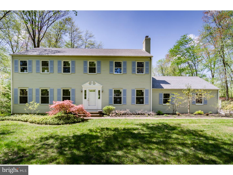 Property для того Продажа на 7 FAIRWAY Drive Hopewell, Нью-Джерси 08525 Соединенные Штаты
