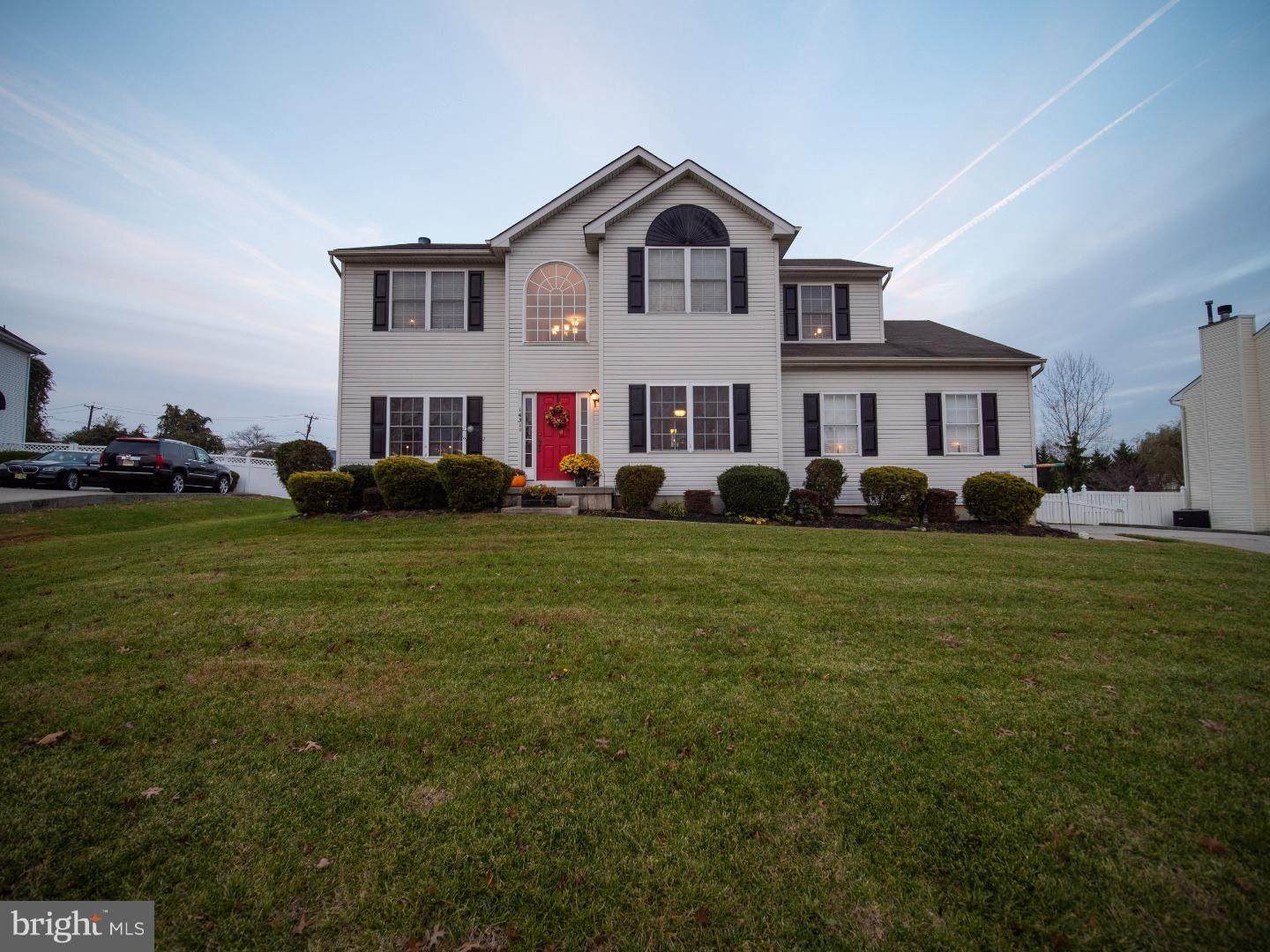 Single Family Home for Sale at 1431 WINDSOR Drive West Deptford, New Jersey 08086 United States