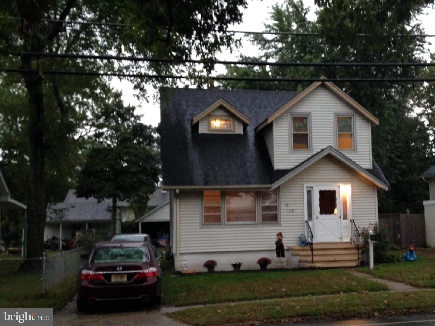 Single Family Home for Sale at 1110 HESSIAN Avenue National Park, New Jersey 08063 United StatesMunicipality: National Park