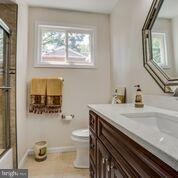 updated bathrooms - 1100 BEVERLEY DR, ALEXANDRIA