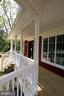 front porch - 11615 RIVER MEADOWS WAY, FREDERICKSBURG