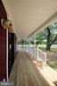 white pickets front porch - 11615 RIVER MEADOWS WAY, FREDERICKSBURG