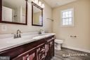 master bathroom - 11615 RIVER MEADOWS WAY, FREDERICKSBURG