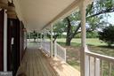 optional porch - 11615 RIVER MEADOWS WAY, FREDERICKSBURG