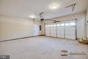 interior garage - 11615 RIVER MEADOWS WAY, FREDERICKSBURG