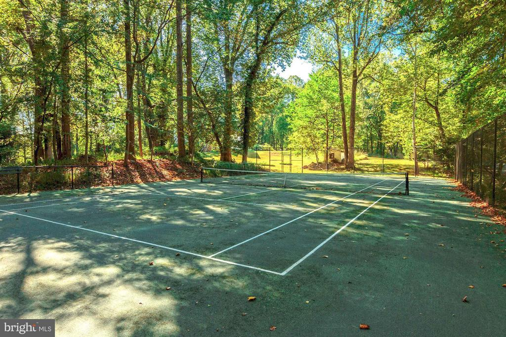 ClayTech Tennis Court - 8110 GEORGETOWN PIKE, MCLEAN