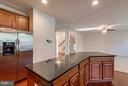 Kitchen - 12612 AUBREY GLEN TER, WOODBRIDGE