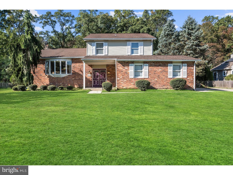 Single Family Home for Sale at 514 BEECHWOOD Avenue Haddon Township, New Jersey 08033 United StatesMunicipality: Haddon Township