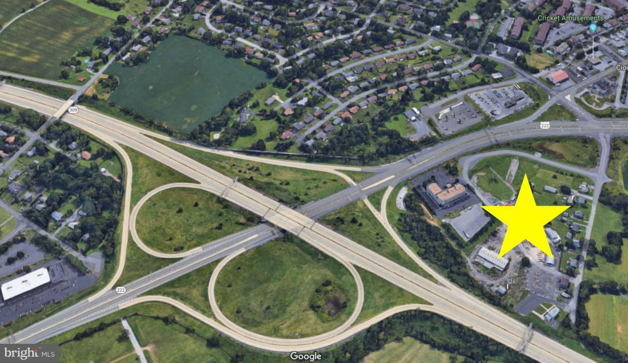 Land for Sale at 4229 AND 4337 HAMILTON BLVD Allentown, Pennsylvania 18103 United States